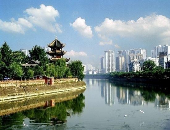 中国十大最宜居的二线城市