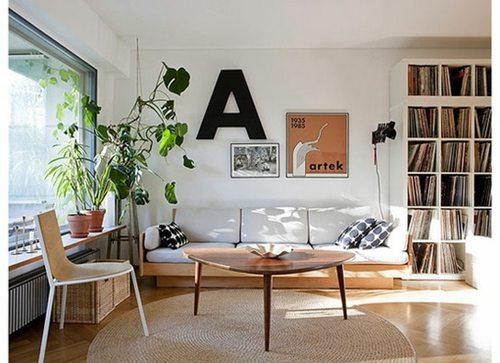 日系小清新风格室内装修设计美图 绝对心动