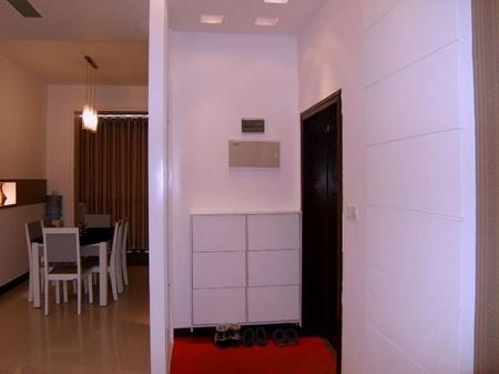 完美三居室 90平米小户型装修图库案例