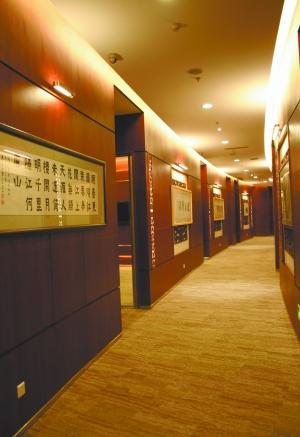 东莞/琴棋书画装潢、更私密的私人银行服务环境。