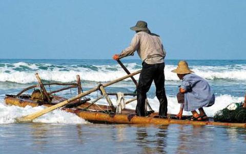 """台当局不承认""""九二共识""""致两岸农渔合作减少 台农渔民哀号"""