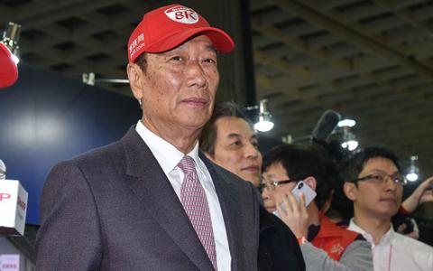 鸿海FII登上海A股 谢金河:惠台31项政策经典之作