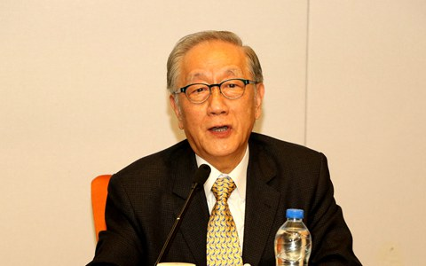 郁慕明:新党愿作服务者 帮助大陆台商有更好发展