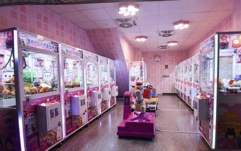 调查:台北市商圈夹娃娃店铺扩展最猛 房仲业收店最多