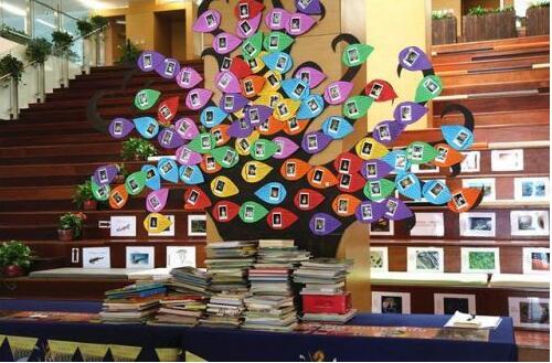 """当阅读遇见公益,这是北京赫德的2018""""世界读书日"""""""
