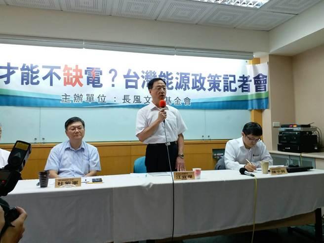 江宜桦:蔡英文当局能源政策不切实际 2025应保留15%核能