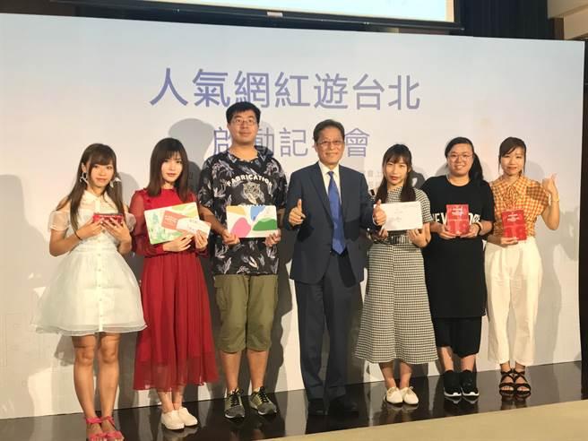 为重拾陆客自由行意愿 台湾民间旅游业者邀大陆网红来台宣传