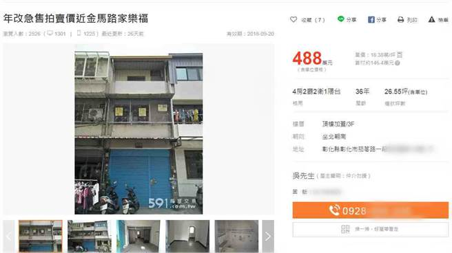 月俸被砍1.4万新台币没钱缴房贷 台湾退休人员含泪卖房
