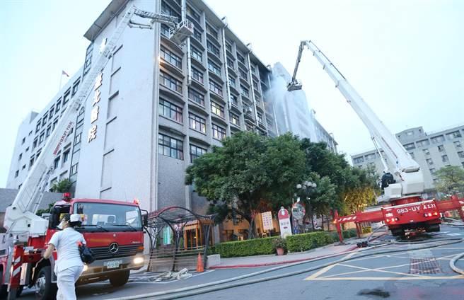 恶火烧出台湾长照问题 7年8养护中心大火36死183伤