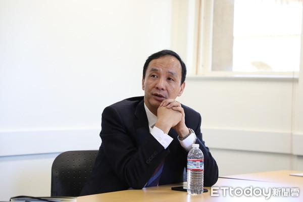 朱立伦支持韩国瑜 主张台湾北中南成立¡°自由经济示范区¡±