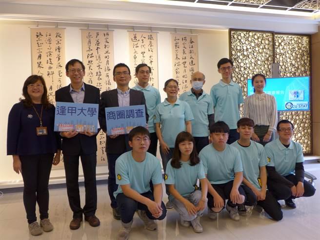 台湾著名逢甲商圈观光人数再下滑创11年最低