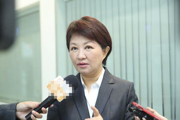 綠營狂打韓國瑜 臺中市長盧秀燕:臺灣人民是有智慧的