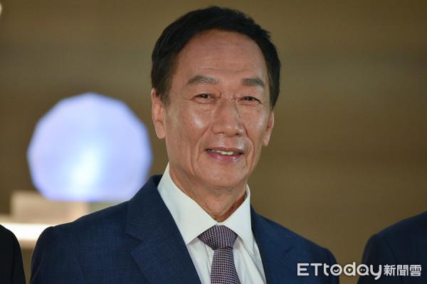 连胜文:民进党面对郭台铭,会比面对韩国瑜更加头痛