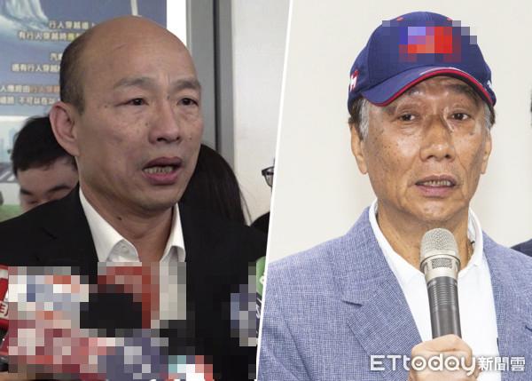 连胜文:希望郭台铭和韩国瑜两人能合作