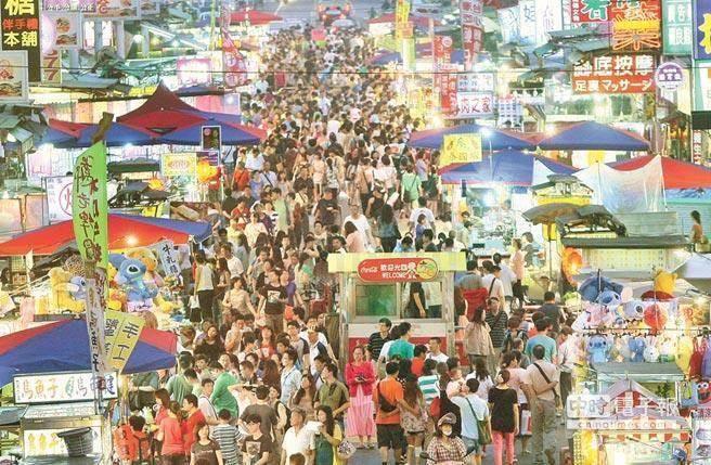 台湾中南部观光景气回升 陆客来台人次创2017年以来新高