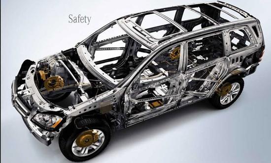 而越野车四四方方的构造中,实际上就是通过车身构成这样的造型.