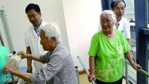 北京首家PPP模式养老机构试运营 政府提供场地.jpg